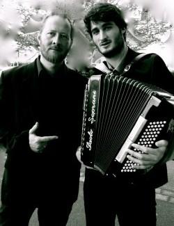 Lors Landat et Thomas Moisson