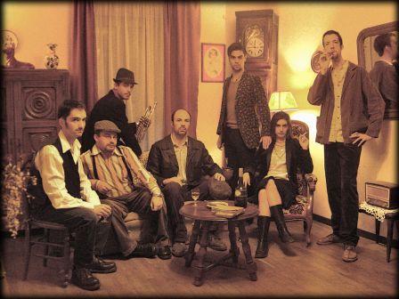 Le groupe Kendirvi