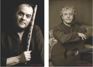 Gilles Le Bigot et Jean-Michel Veillon