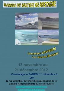 Marées et routes de Bretagne