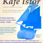 KAFE ISTOR janvier 2013