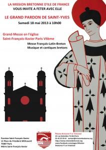 Pardon de Saint Yves 2013
