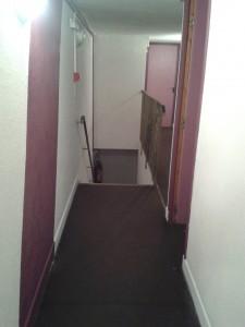 Escalier étage