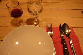 repas chanté