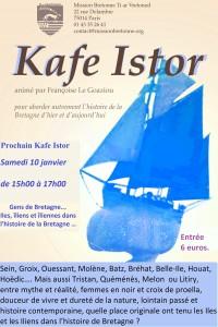 Kafe Istor janvier 2015