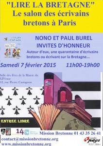 Salon Lire la Bretagne 2015
