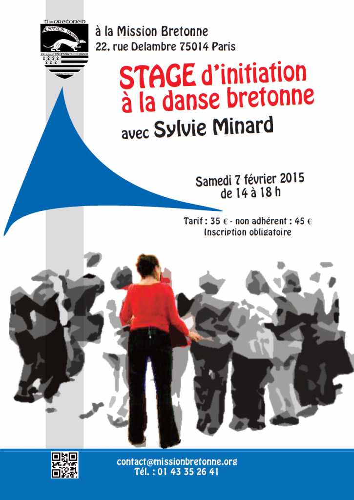 Stage initiation danse 7 février 2015
