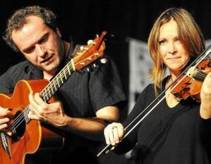 Claire Leyzour et Guillaume Blain