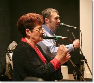 Louise Ebrel et Ifig Flatrès