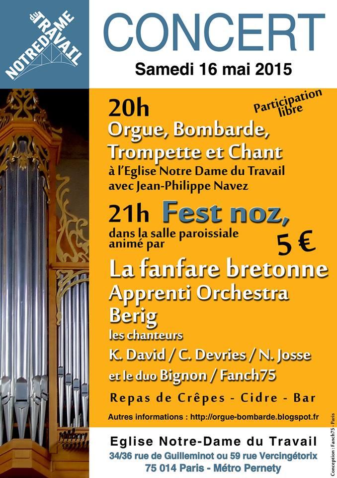 Concert et Fest-noz
