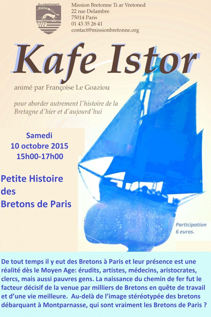 Kafe Istor oct 2015