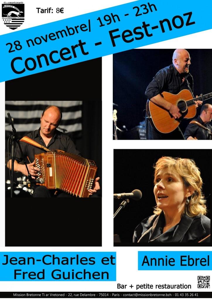 Concert Guichen Ebrel