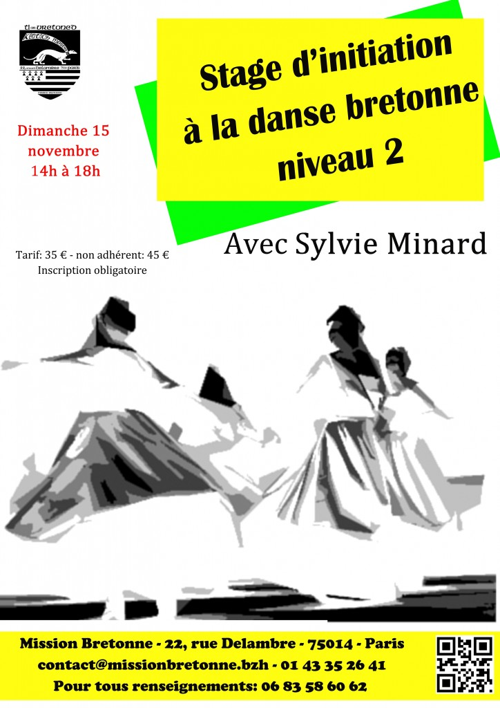 Initiation danse niveau 2