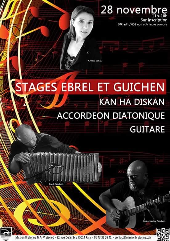 stages Ebrel Guichen