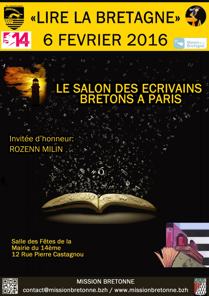 Lire la Bretagne 2016