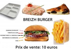 Breizh burger