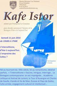 kafe istor juin 2016