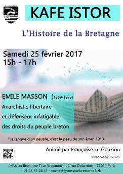Kafe istor : Emile Masson (1869-1923)
