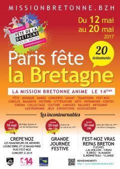 Fête de la Bretagne à Paris